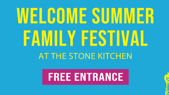Welcome Summer Family Festival - Sat 8 December 2018 - Dunstone